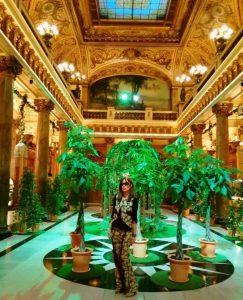 judith gabarró - casino Mónaco