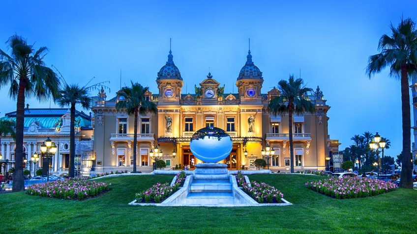 Un Palacio Belle Époque. Casino de Monte-Carlo