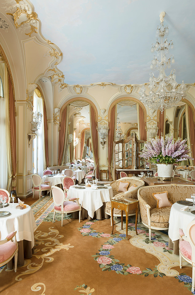 L'Espadon. Hotel Ritz Paris. The zenith of sophistication of French haute cuisine